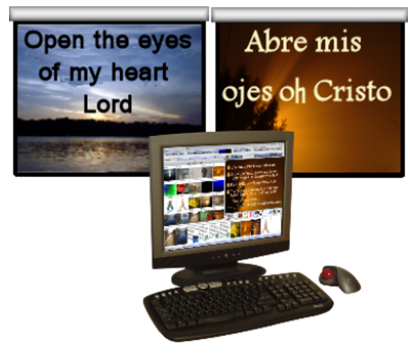 Presentation Manager - Worship Projection Software for Churches